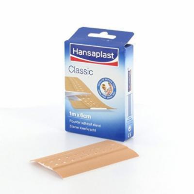 Hansaplast Classic Bandage 1m x 6cm (Pack of 5)