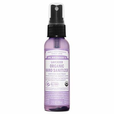 Dr. Bronner Organic Hand Sanitizer 59ml - Lavender