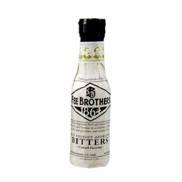 Fee Brothers Old Fashioned Aromatic Bitters: 5 oz
