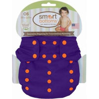 Smart Bottoms Smart OS Organic All-in-one Cloth Diaper (Lil Monster)