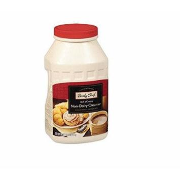 Daily Chef Rich & Creamy Non-Dairy Creamer - 60 oz (4 pack)