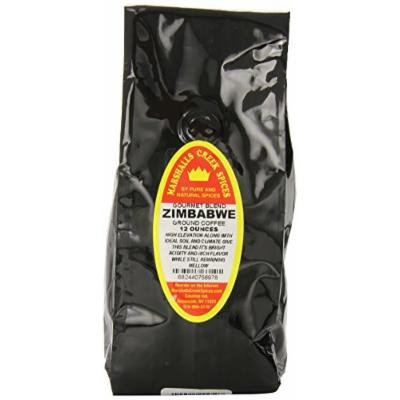 Marshalls Creek Spices Gourmet Ground Coffee, Zimbabwe, 12 Ounce