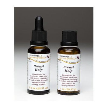 Newton Homeopathic Breast Help 1oz