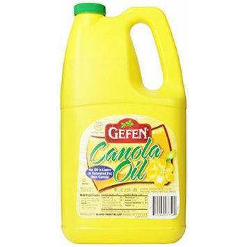 Gefen Canola Oil, 96 Ounce