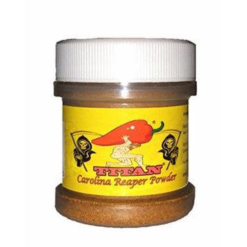 TITAN Carolina Reaper Pepper Powder