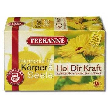 3x Teekanne Hol Dir Kraft (each box 20 tea bags)