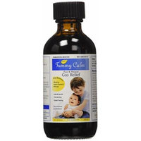 Tummy Calm Pure & Natural Gas Relief 2 fl oz (Pack of 2)