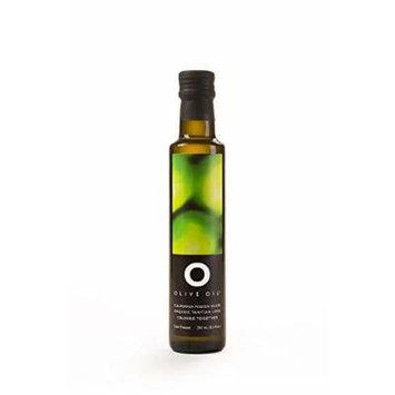 O OLIVE OIL & VINEGAR Organic Crushed Tahitian Lime Olive Oil, 8.45 Fluid Ounce