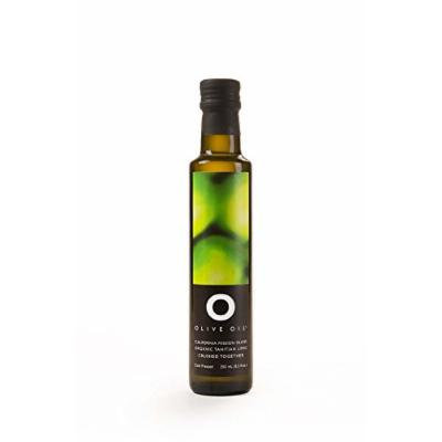 O OLIVE OIL & VINEGAR Organic Crushed Tahitian Lime Olive Oil, 8.45 Fluid Ounce