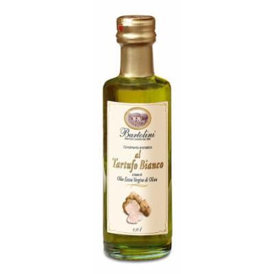 Bartolini Truffle Oils - White Truffle Oil (100 ml bottle)