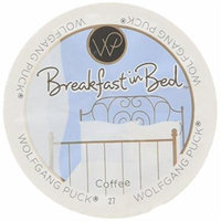 Wolfgang Puck Breakfast in Bed Coffee Single Serve Cups for Keurig, 48 Count