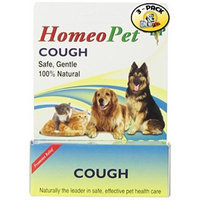 HomeoPet Cough Relief Liquid Drops For Pets (Pack of 3) 15 ml.
