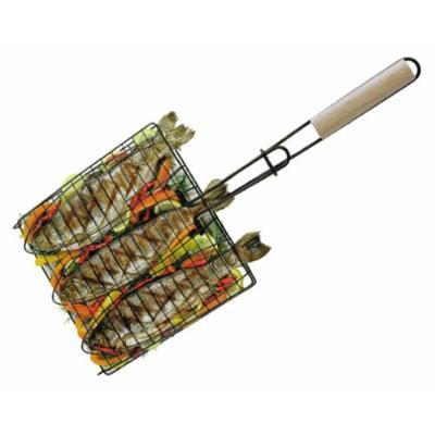 Char-Broil Triple Fish Basket Non-Stick