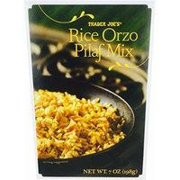 Trader Joe's Rice Orzo Pilaf Mix 7oz