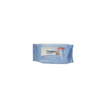 Pudgies Scented Baby Wipes, 72 Count