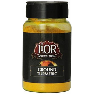 LiOR Ground Turmeric Seasoning, 4.59 Ounce Jars (Pack of 3)