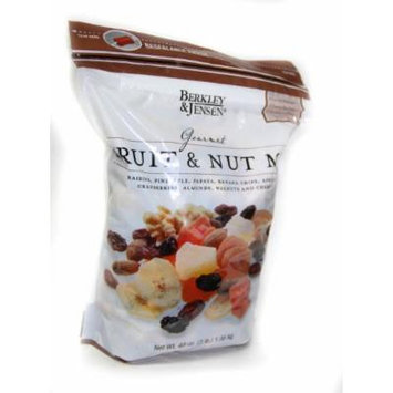 Berkley and Jensen Gourmet Fruit and Nut Mix 3lb.