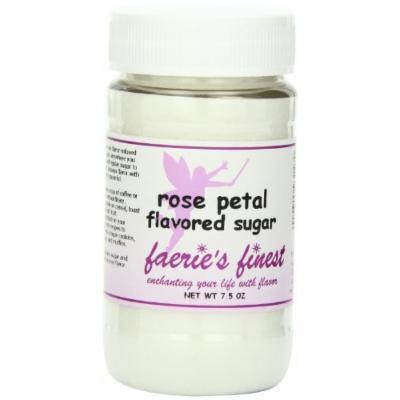 Faeries Finest Sugar, Rose Petal, 7.5 Ounce