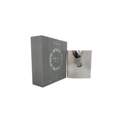 Ron Marone's Metal Silver for Men 3.4 Oz Eau De Toilette