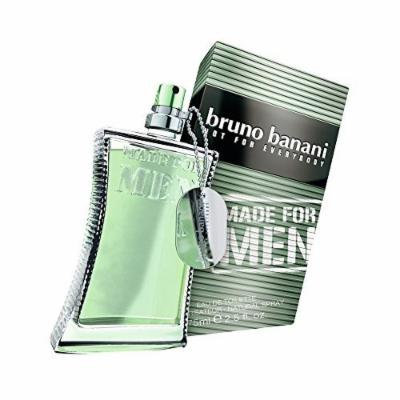 Bruno Banani Made For Men Eau De Toilette Spray 75 Ml