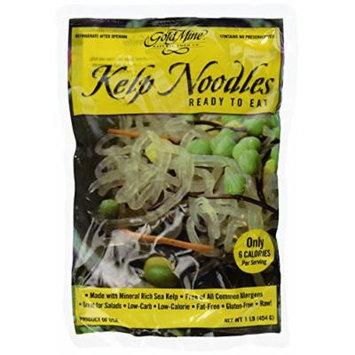 Gold Mine Kelp Noodles, 16-Ounce Pouch