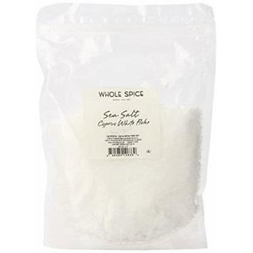 Whole Spice Sea Salt Cyprus White Flake, 1 Pound