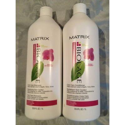 Color Care Shampoo & Conditioner