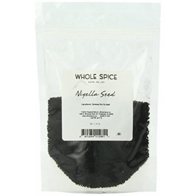 Whole Spice Nigella Seed 4oz