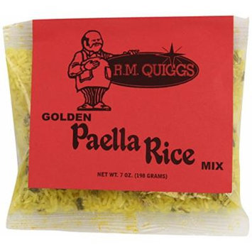 R.M. Quigg's Paella Rice Mix, 7 Ounce