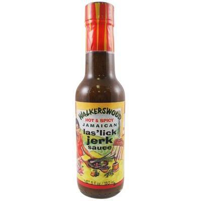 Walkerswood Las Lick Jerk Sauce (Pack of 6)