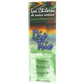 Los Chileros Dip Trio, 3 Ounce