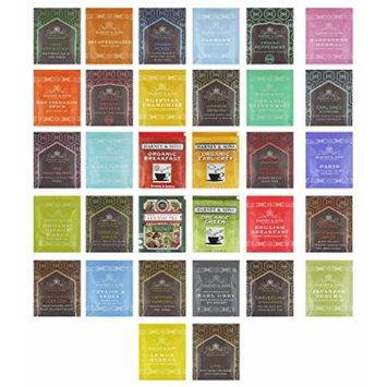 Custom VarieTea Harney & Sons Tea Bags Assortment Includes Mints (40 Count)