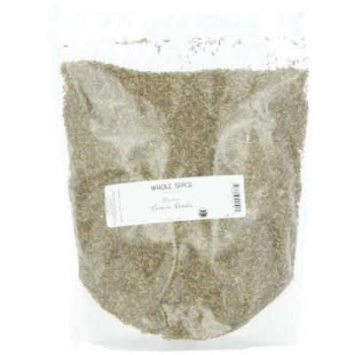 Whole Spice Cumin Seed Organic, 5 Pound