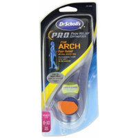 Dr Scholl's Arch Pain Relief Orthotic Womens Shoe Inserts, Sizes 6 - 10, 1 PAIR (PACK OF 2)