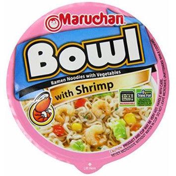 Maruchan Noodle Bowl Shrimp