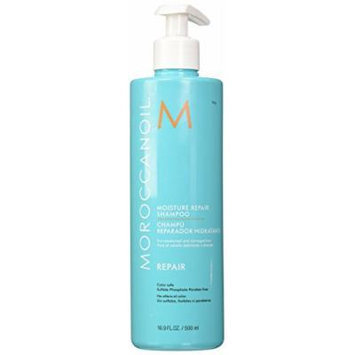 Moroccan oil Repair Shampoo with Moroccan Argan Oil 16.9 Ounce