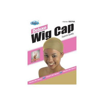 Dream, Deluxe WIG CAP, Superior Quality, Natural Color (Item #097NA Natural)