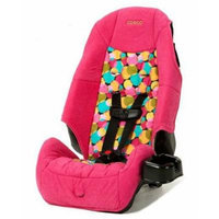 Cosco High Back Booster Car Seat, Lottie Dottie