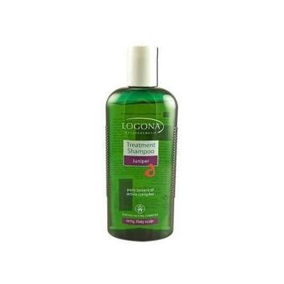 Logona Naturkosmetik Treatment Shampoo - Juniper - 8.5 oz