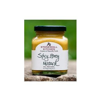 Stonewall Kitchen Spicy Honey Mustard 8 oz