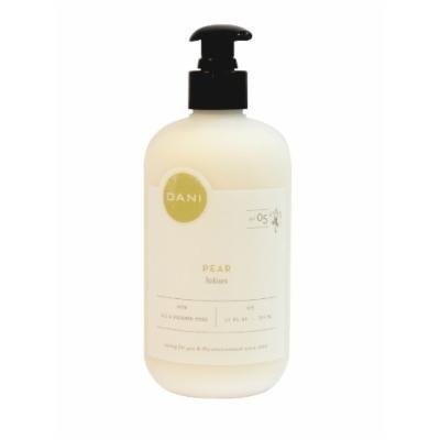 DANI All Natural Lotion, Pear, 12oz