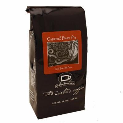 Coffee Beanery Caramel Pecan Pie 8 oz. (Very Fine)