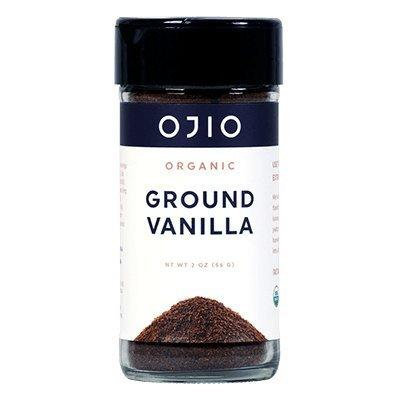 Ojio Ground Vanilla - Organic - 2 oz