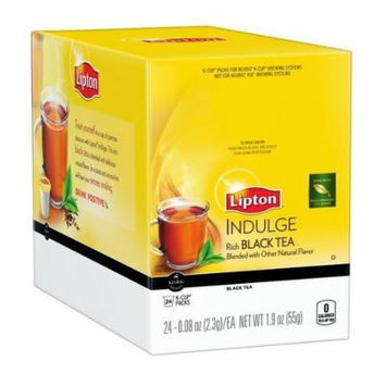 Lipton K-Cups, INDULGE Black Tea - 24ct (4)
