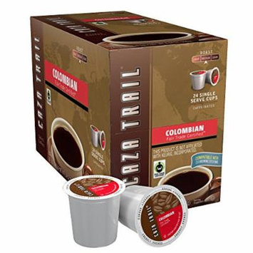 Caza Trail Coffee, Colombian, 24 Single Serve Cups