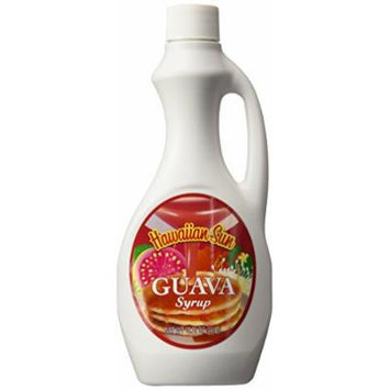 Hawaiian Sun Guava Fruit Syrup From Hawaii
