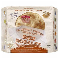 Ines Rosales 6.34 oz. Sweet Olive Oil, Tortas Cinn, Case Of 10