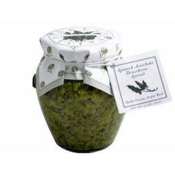 Artichoke Spinach Bruschetta Spread