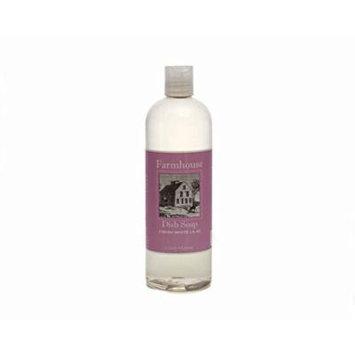 Farmhouse White Lilac Dish Soap