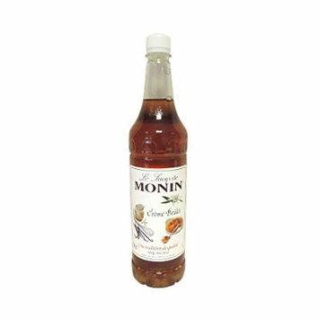 Monin - Crème Brûlée Syrup - 1L (Case of 4)